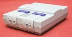 CNET and Gamespot are giving away two SNES Classic consoles. This sweepstakes ends October 15, 2017.