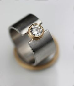 1000 Ideas About Wide Band Rings On Pinterest