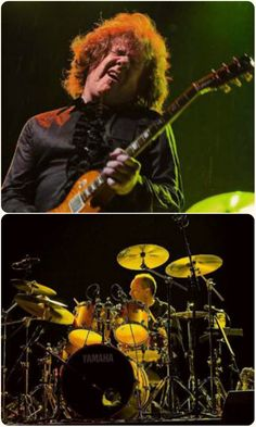 Gary Moore concert 2008 in memory of Phil Lynot
