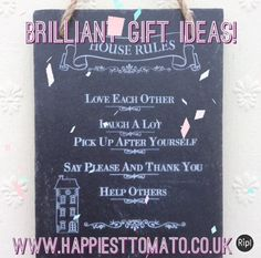 #gift ideas! http://www.happiesttomato.co.uk/  #birthday #gifts #presents #jewellery #saturday
