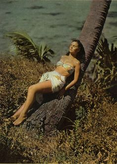 Jean Simmons - the body