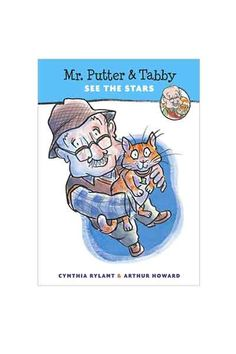 MR. PUTTER AND TABBY - Each one of these 22 books is everything you want in an early reader and more—they're whimsical, well-written, and have a fun-loving animal character involved.