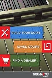 Therma-Tru Introduces DOOR DO-OVER WEEK | www.alliancedoorproducts.com Marketing Information, The Marketing, Doors, Gate