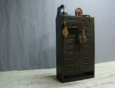 Industrial chesterdrawers