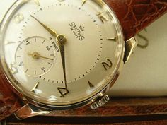 Smiths Watch, Models For Sale, Gold Box, Almost Perfect, Vintage Watches, Will Smith, Antique Watches, Vintage Clocks