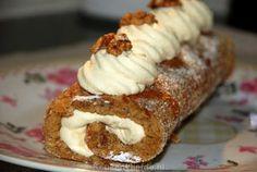 Brownie Cake, Pie Cake, Sugar Free Recipes, Sweet Recipes, Swiss Cake, 3d Cakes, Cupcake Cookies, High Tea, Tasty Dishes