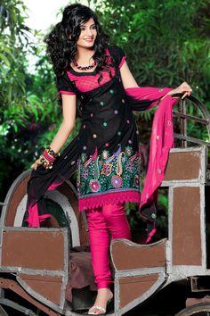 atisundar Vasudhara: Great Unstitched Print Salwar Kameez    Super loved style - get one for you now   http://www.atisundar.com/products/atisundar-vasudhara-great-unstitched-print-salwar-kameez