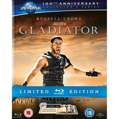 Play.com - Buy Gladiator (2000): Digibook (Blu-ray) online at Play.com and read reviews. Free delivery to UK and Europe!