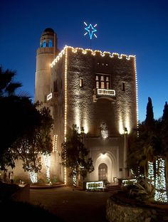 Benedict Castle, Riverside CA. Owned by Teen Challenge-can't wait to get married here!
