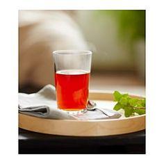 IKEA - IKEA 365+, Glas, 30 cl, , Kan även användas till varma drycker.Av härdat glas som gör glaset extra tåligt mot stötar och därmed hållbar.Kan staplas i varandra för att spara plats i skåpet när de inte används.