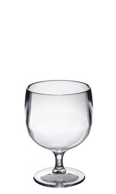 6 Verres à vin Roltex Polycarbonate EMPILABLES, incassables et  réutilisables (200ml à ras bord 90b7354ca7e