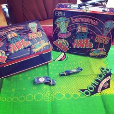 Ticket package for Bonnaroo 2014.  Don't forget to pack a smile!