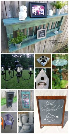 Welcome to My Repurposed Life !  Below you will find over 250 easy projects. Each one has a step by step tutorial so you can replicate it or make it your own. I hope you find something easy to inspire you to repurpose or save something from the garbage. Cabinet Door Coat Rack HomeRight …