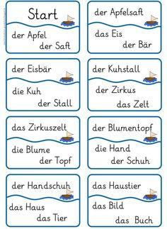 Lernstübchen: Lesespiel (3)