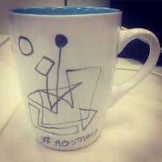 Um momento abstrato pede um café www.diariodebordo.net.br #café #cafeína #abstrato #mutavel #estranho #diferente