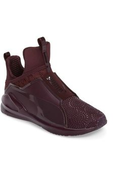 PUMA Fierce KRM High Top Sneaker (Women). #puma #shoes #