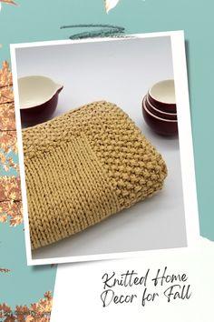 Knit So Easy quick & easy patterns = effortlessly cozy knitting. #KnittingPatterns #FallCrafts #Handknits Easy Patterns, Easy Knitting Patterns, Fall Home Decor, Autumn Home, Fall Knitting, Fall Crafts, Pattern Design, Etsy Seller, Cozy