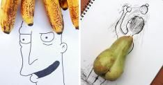 I Create Illustrations Using Everyday Objects (Part 4) TimelyPick - funny (updated every 4 hours)