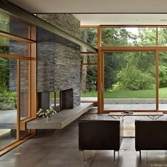 Perfection... by Bohlin Cywinski Jackson. #homedesign #lifestyle #style #designporn #interiors #decorating #interiordesign