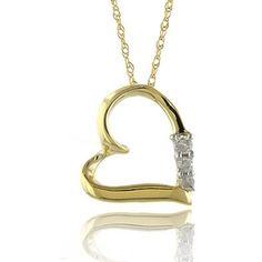 #jewelry #Fashionnews #Womensfashion #Womensstyle #Fashion #Unitedstate #USA 10K Yellow Gold 3-Stone Genuine 1/4 Carat Diamond