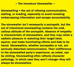 Stonewalling = the act of refusing communication, stalling, or evading, especially to avoid revealing embarrassing information and escape accountability.