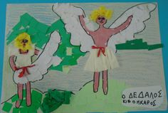 Greek Mythology, Transportation, Kindergarten, Blog, Crafts, Manualidades, Kindergartens, Blogging, Handmade Crafts