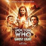 Mark Ayres - Doctor Who: Ghost Light - soundtrack CD cover