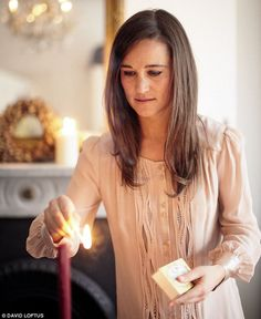 Pippa Middleton says she is trying to forge a career and represent herself