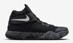 Nike Kyrie Mens Basketball shoes Black gray3 Nike Kyrie 2 men
