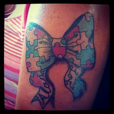 autism butterfly tattoos | Autism Tattoo This Is A Purpose Today I Want Back S Cached