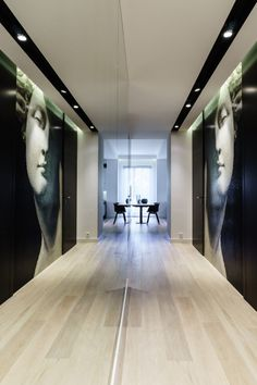 An Apartment with Bold Details in Gdynia, Poland by Design Studio Dragon Art