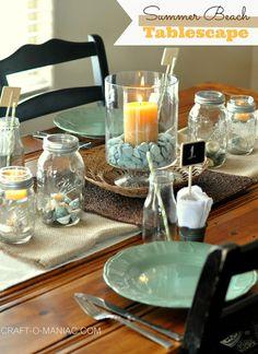 Senior lunch ideas on Pinterest | Nautical Centerpiece ...
