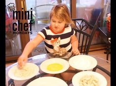 My mini chef took over for this week's recipe - outback copycat coconut shrimp - teaching me about patience & letting go!