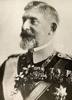 King Ferdinand I of Rumania