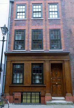 Street watch: explore London's historic Princelet Street