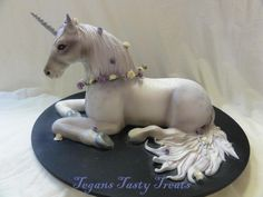 Mysticle magical Unicorn cake