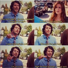 """Andy Samberg in """"Hot Rod"""": hilarious movie Hot Rod Movie, Movie Tv, Funny Movies, Great Movies, Tv Quotes, Movie Quotes, Funny Quotes, Movies Showing, Movies And Tv Shows"""