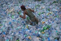 It's #WorldEnvironmentDay! Here's why the recycling going down in this photo is so freaking awesome.