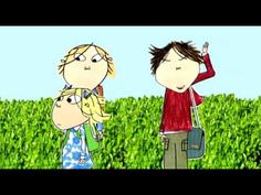 Charlie and Lola - Never ever never step on the cracks (HQ) - YouTube