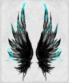 I'm thinking of getting wings on my back when I'm older