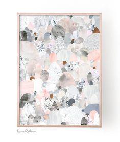 Laura Blythman  — Limited Edition Print // SNOW DAY