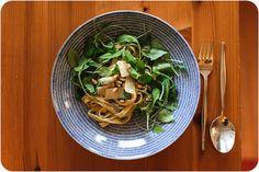 Suppilovahveropasta - Paniikki keittiössä   Lily