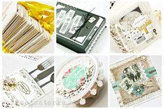 Blog s témou papierové tvorenie - scrapbooking, cardmaking, project life a oveľa viac vo vintage a retro štýle.