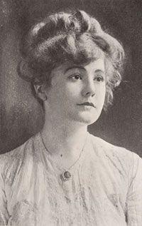 Rose O'Neill--artist, illustrator, invented the Kewpie dolls