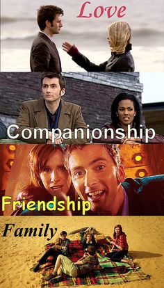 This is why I'm a nerd and love doctor who Doctor Who, Tenth Doctor, The Doctor, David Tennant, Matt Smith, Tardis, Crossover, Friendzone, Serie Doctor