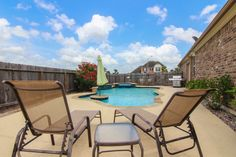 SOLD!  Only 4 days on the market!  Gorgeous pool!  This 1.5 story home features 4 bedrooms, 4 baths, a study, formal dining room and upstairs gameroom.  You can find all of the details and photos here: http://www.har.com/2302-harbor-chase-dr/sale_22081331