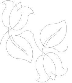 Tulip Festival cool tattoo idea