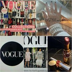 VOGUE NEWS&TRENDS SPRING 2017...Recommended. Watching, ENJOY&LoVe. SEE U. SMILE @voguemagazine @stylevoguette @vogueparis #vogue #magazine #fashion #world #style #blog #hxstyle #enjoy #smile #blogilates #muotiblogi #muoti ❤⏰☺