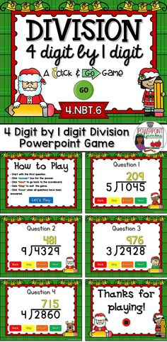 2 Digit Addition Valentine's Day Powerpoint Game | Addition Games ...