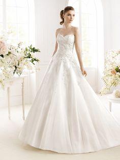 Brautkleider im gehobenen Preissegment | miss solution Bildergalerie - Faldar by AVENUE DIAGONAL